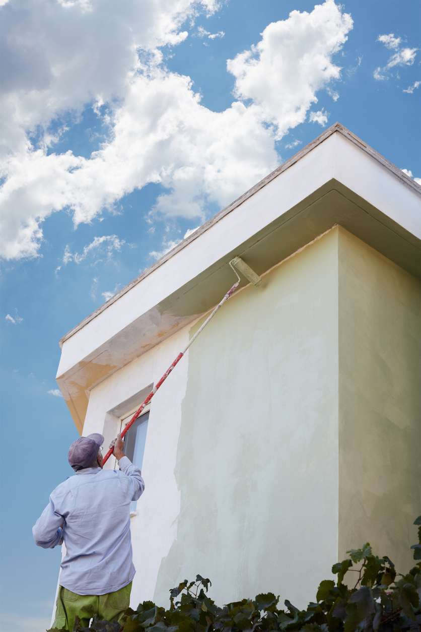 What is the Best Exterior Stucco Paint?