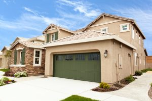 Modern American Suburb Houses