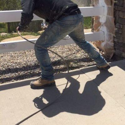 Stucco repair calgary